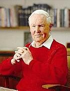 Il biologo Frank Fenner