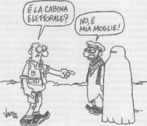 burka-cabina elettorale