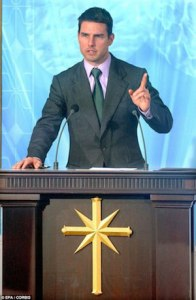 Tom Cruise, rilevante membro di Scientology