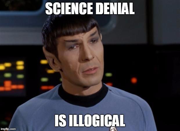 Spok e scienza