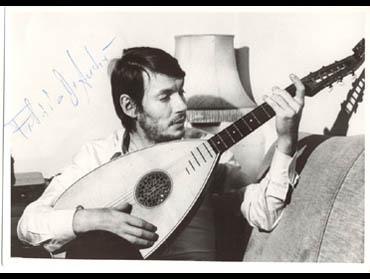 De Andrè con barba-1975 dc
